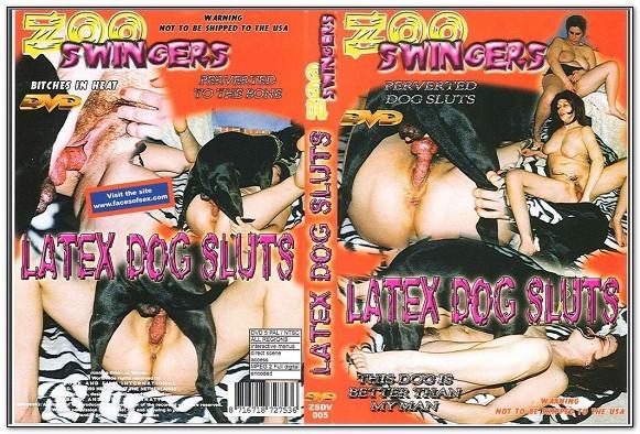 Zoo Swingers - Latex Dog Sluts
