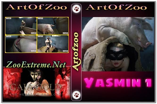ArtOfZoo DVD - Yasmin_1 - Hot Scenes Zoo Porn