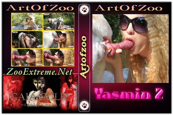 ArtOfZoo DVD - Yasmin_2 - Hot Scenes Zoo Porn