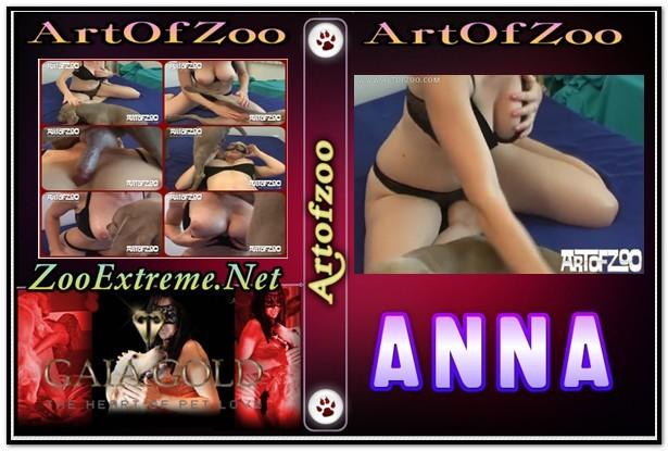 ArtOfZoo DVD - Anna - Hot Scenes Zoo Porn