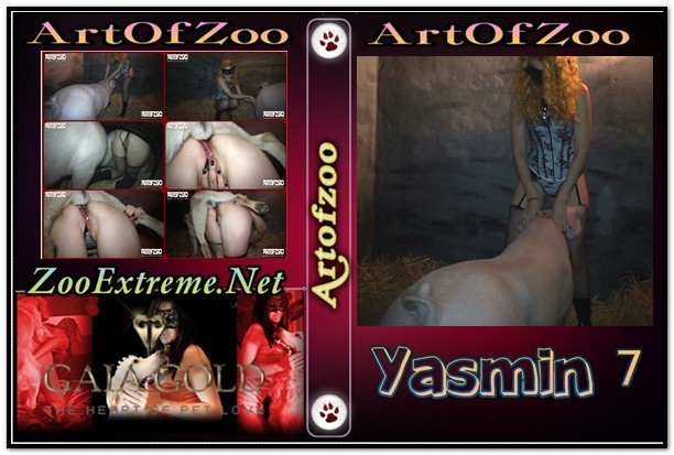 ArtOfZoo DVD - Yasmin_7 - Hot Scenes Zoo Porn