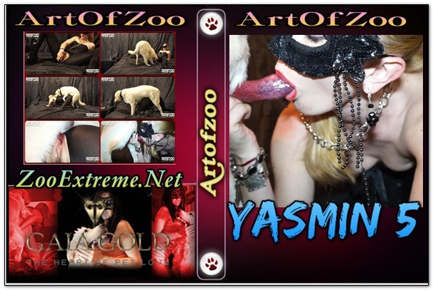 ArtOfZoo DVD - Yasmin_5 - Hot Scenes Zoo Porn