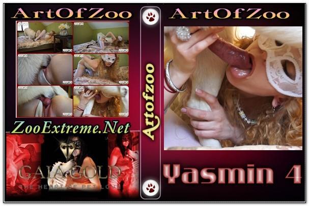 ArtOfZoo DVD - Yasmin_4 - Hot Scenes Zoo Porn