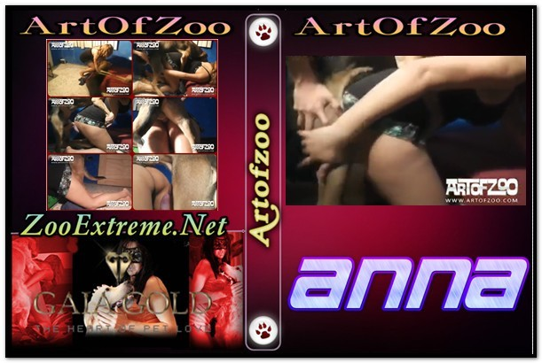 ArtOfZoo DVD - Anny - Hot Scenes Zoo Porn
