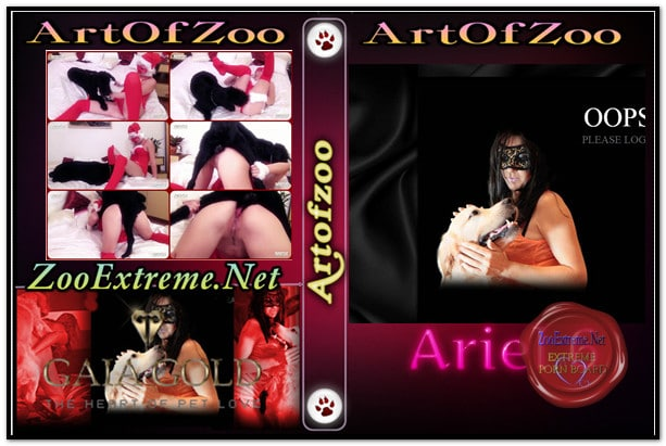 ArtOfZoo DVD - Ariel_6 - Hot Scenes Zoo Porn
