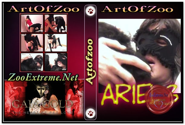 ArtOfZoo DVD - Ariel_3 - Hot Scenes Zoo Porn