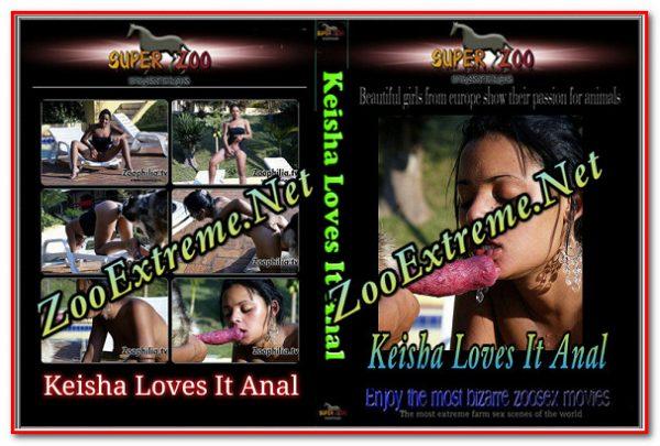 Super Zoo - Keisha loves it anal