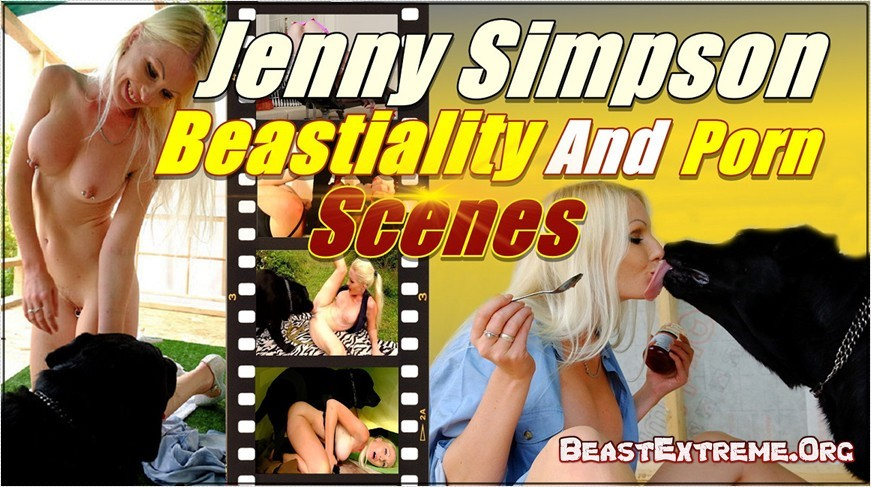 Архивы Jenny Simpson – Full Beastiality Collection | BEASTEXTREME ...