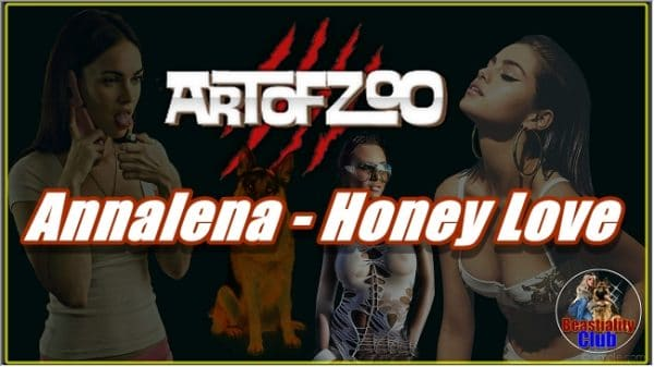 ArtOfZoo.Com - Annalena - Honey Love