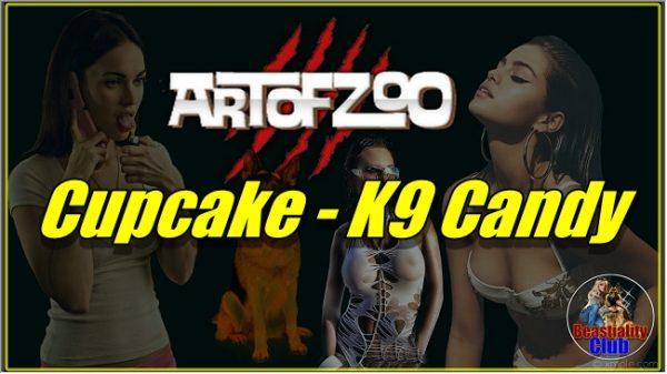 ArtOfZoo.Com - Cupcake - K9 Candy