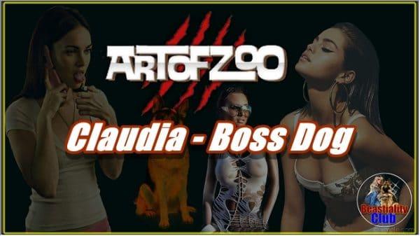 ArtOfZoo.Com - Claudia - Boss Dog