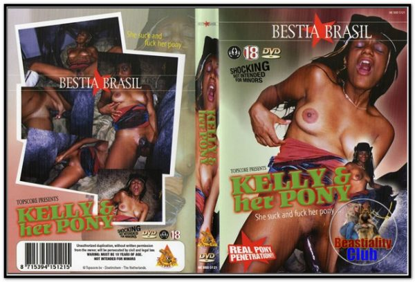 Bestia Brazil - Kelly And Her Pony - She Suck And Fuck Her Pony
