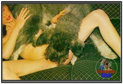 Janine De Groot- Animal Pornstar - 03
