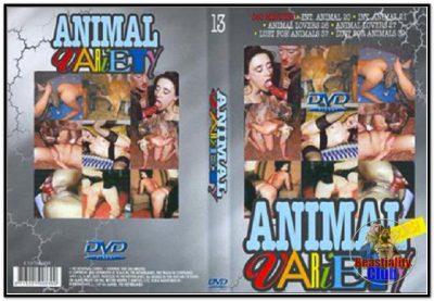 Аnimal Variety 13 - Dog And Girl Dual Penetration