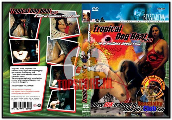 Beastarena - Tropical Dog Heat Part 1 - A Tale Of Endless Doggy Cum