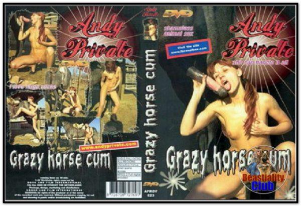 Andy Private - Crazy Horsecum