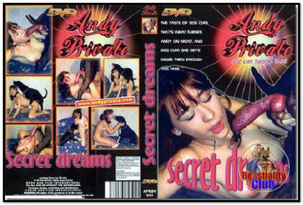 Andy Private - Secret Dreams