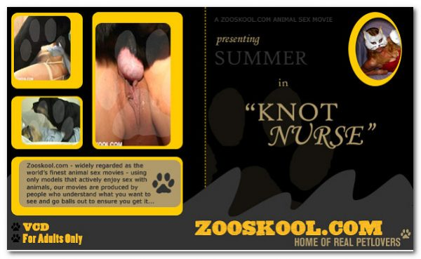 Home Of Real PetLover - Summer Knot Nurse