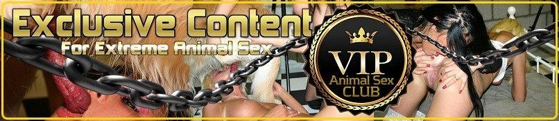 VIP Animal Sex Club
