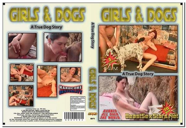 Girls & Dog - A True Dog Story