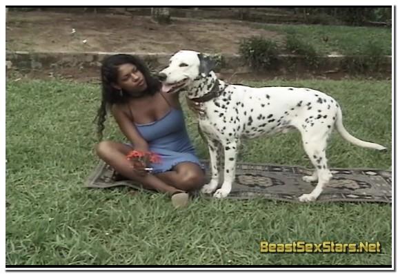 Animalflix Com Black Girl Fucks And Sucks Dog Beastextreme Zoo