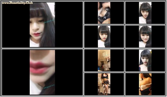 008 Bestiality Lovers - Sexy Japan Cute Teen Try Fuck With His Dog On Live Cam3