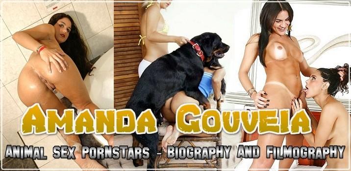 Amanda Gouveia – Animal Sex Pornstars – Biography and Filmography
