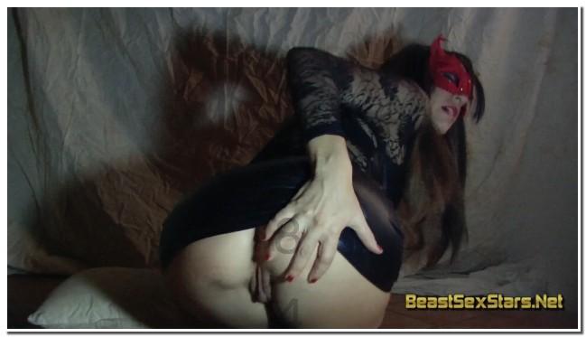 Lise Aka Eloa Lombard - Lise - Devil Anal Play