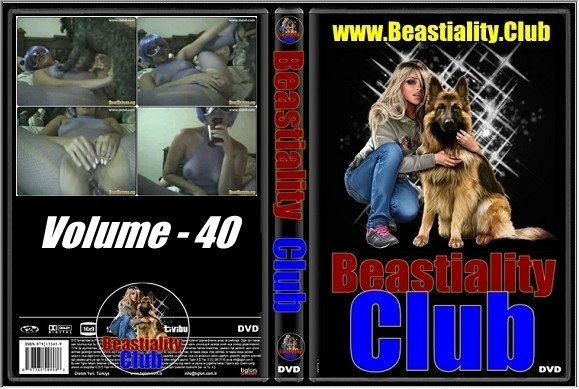 Beastiality Club Series - Volume - 40