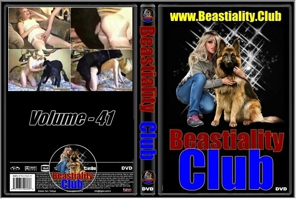 Beastiality Club Series - Volume - 41