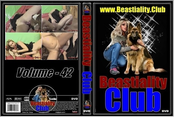 Beastiality Club Series - Volume - 42