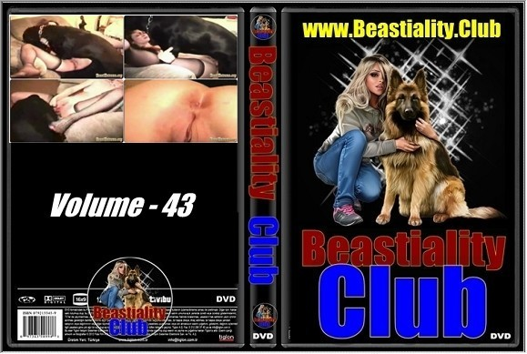Beastiality Club Series - Volume - 43