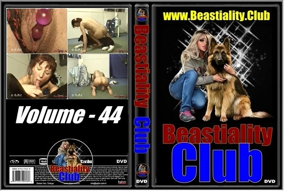 Beastiality Club Series - Volume - 44