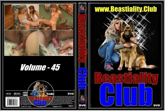 Beastiality Club Series - Volume - 45
