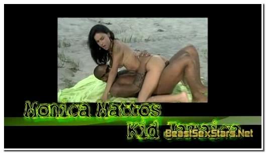 Monica Mattos - Backdoor To Brazil