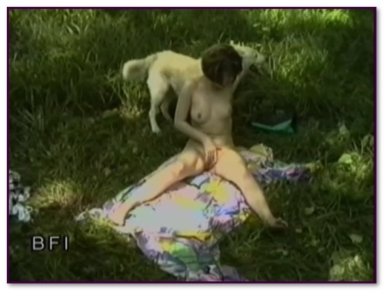 090 - DOGGY'S SEX IN THE FORREST