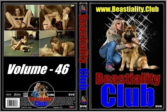 Beastiality Club Series - Volume - 46