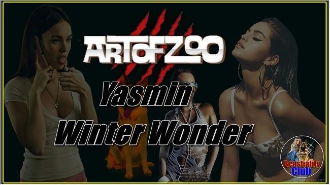 ArtOfZoo.Com - Yasmin - Winter Wonder