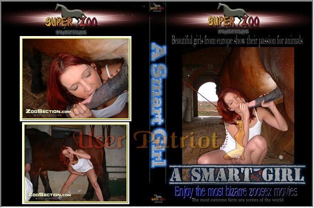 Super Zoo - A Smart Girl
