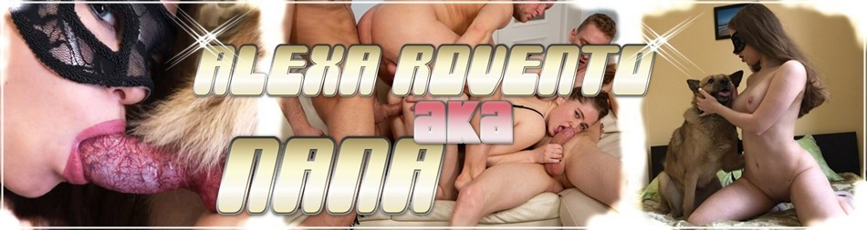 Архивы Alexa Rovento Aka Nana | BEASTEXTREME ZOO PORN