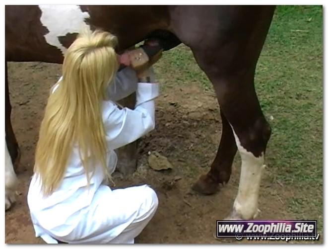 Aiumy And Horse - 05