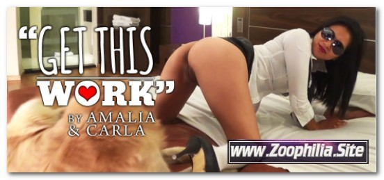 Amalia & Carla - Get This Work