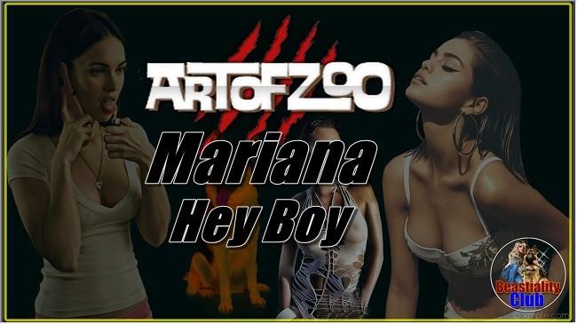 ArtOfZoo.Com - Mariana – Hey Boy