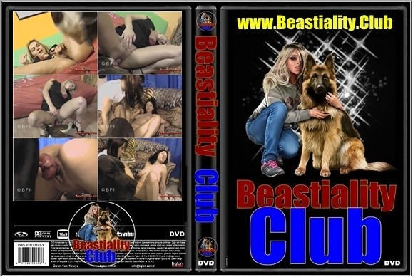 Beastiality Club Series - Volume - 54