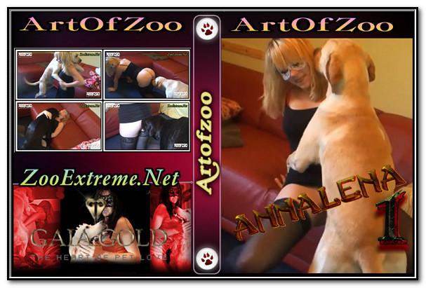 ArtOfZoo DVD - Annalena_1 - Hot Scenes Zoo Porn