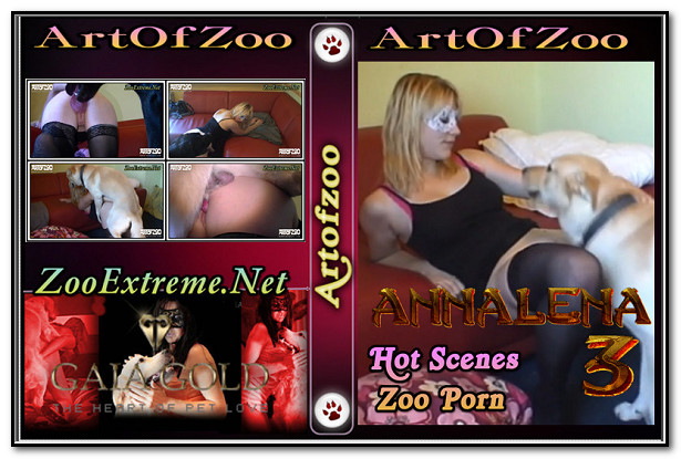 ArtOfZoo DVD - Annalena_3 - Hot Scenes Zoo Porn