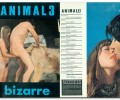 Vintage Zoo Magazines — Animal Bizarre 3