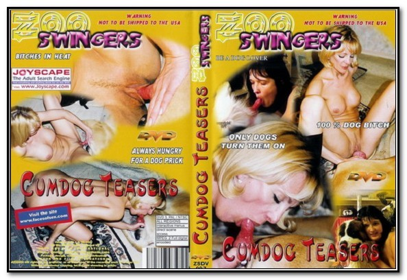 Zoo Swingers - Cumdog Teasers