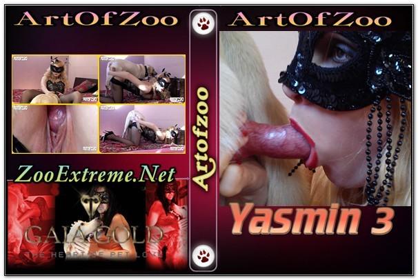 ArtOfZoo DVD - Yasmin_3 - Hot Scenes Zoo Porn