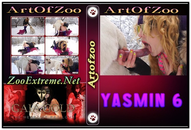 ArtOfZoo DVD - Yasmin_6 - Hot Scenes Zoo Porn